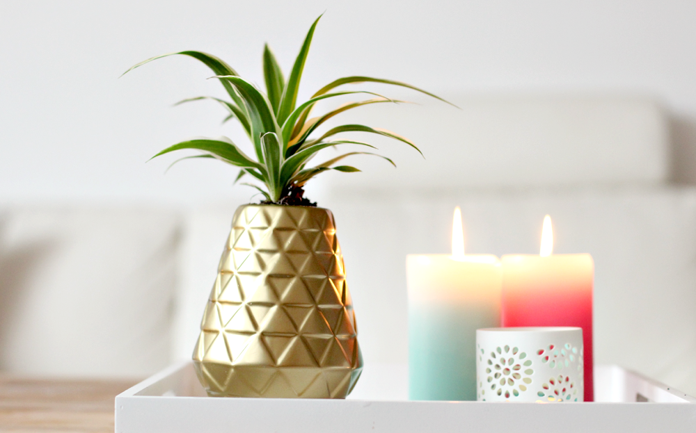 diy pineapple vase_4