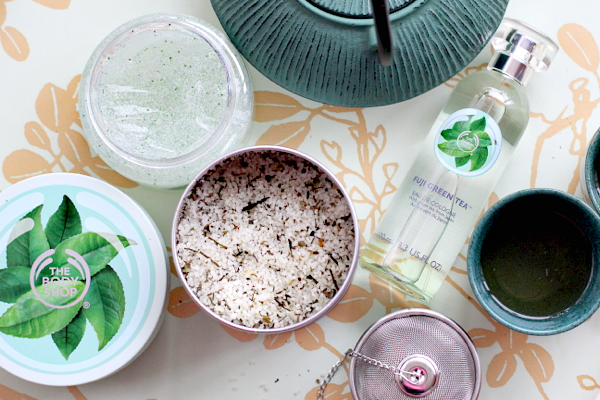 The Body Shop | Fuji Green Tea
