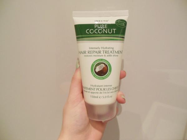 Coconut masker
