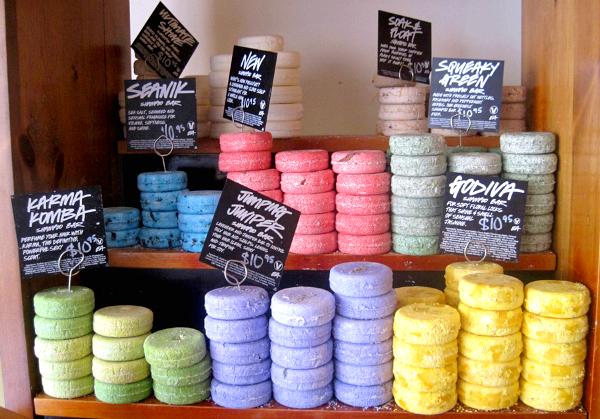 Lush-Cosmetics-Shampoo-Bars