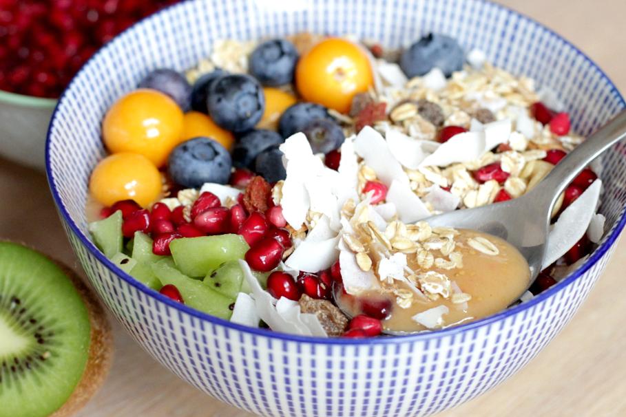 smoothie bowl recept - 1
