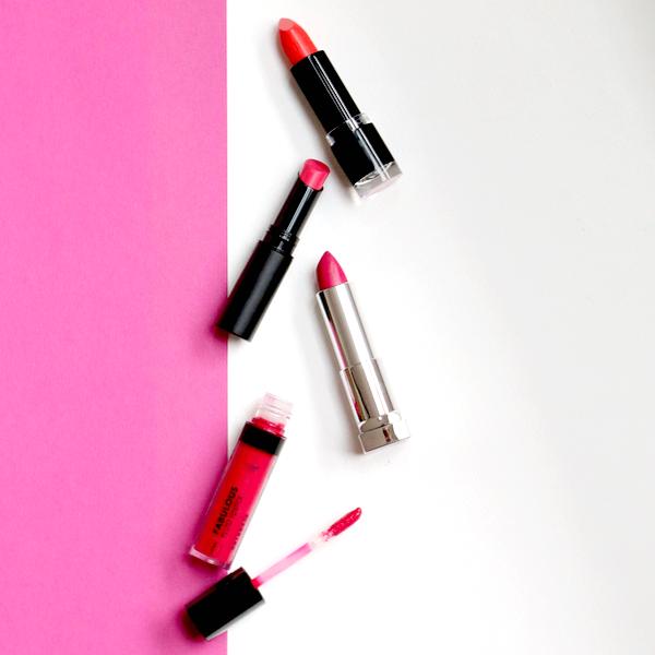 4 x budget zomer lipsticks - 2