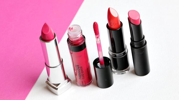 4 x budget zomer lipsticks - 8
