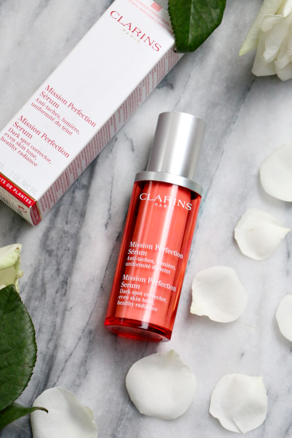 clarins mission perfection serum - 1