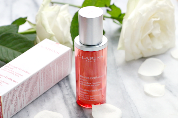 clarins mission perfection serum - 3