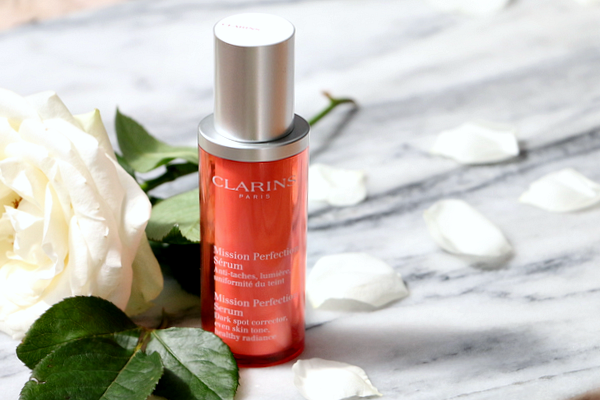 clarins mission perfection serum review - 1