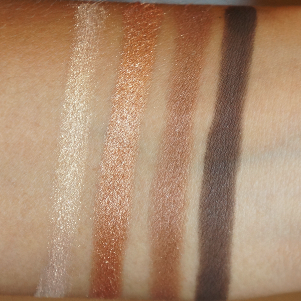 max factor smokey eye drama kit swatches - 2