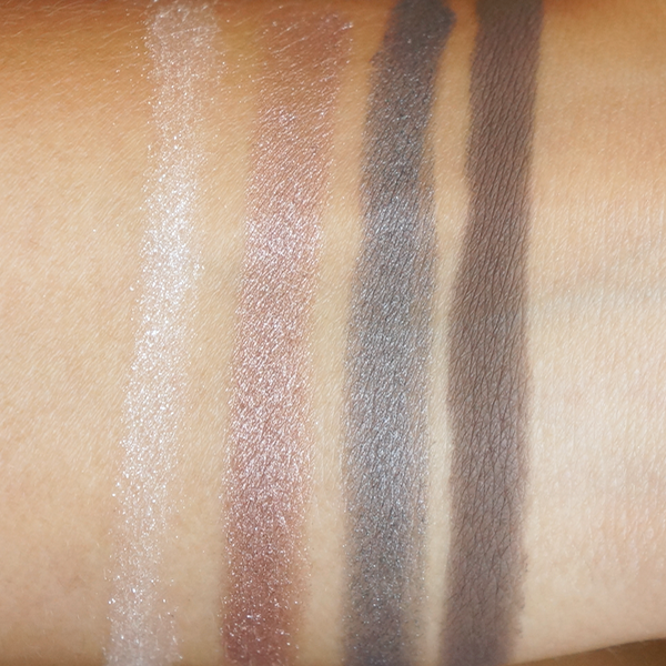 max factor smokey eye drama kit swatches - 3