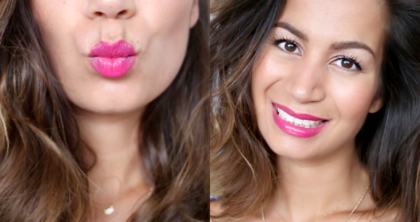 maybelline pink punch