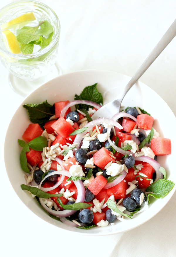 zomerse salade recepten - 2