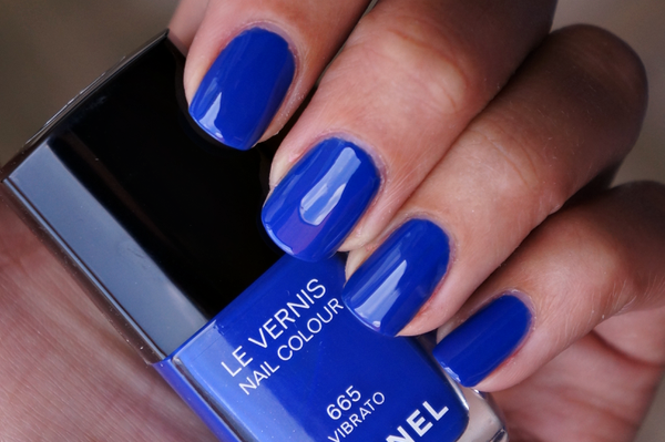 CHANEL COLLECTION BLUE RHYTHM - 15