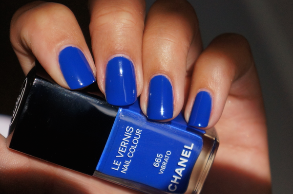 CHANEL COLLECTION BLUE RHYTHM - 16