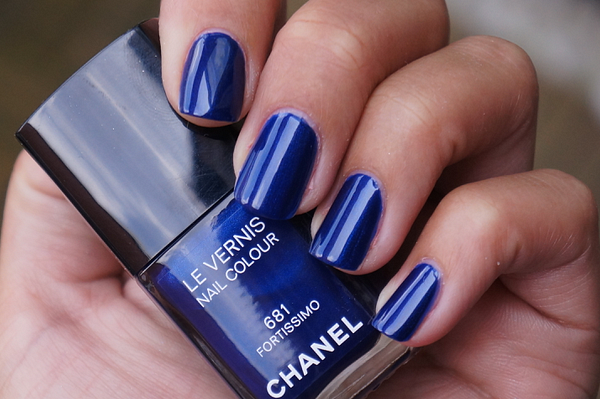CHANEL COLLECTION BLUE RHYTHM - 19
