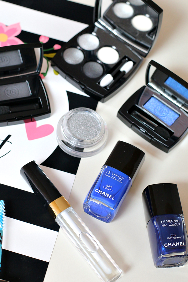 CHANEL COLLECTION BLUE RHYTHM - 28