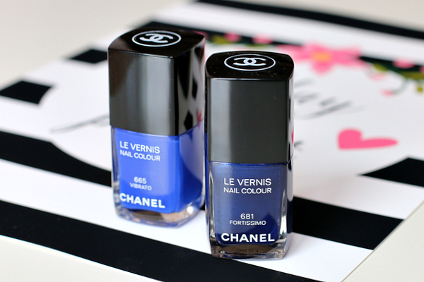 CHANEL COLLECTION BLUE RHYTHM - 29