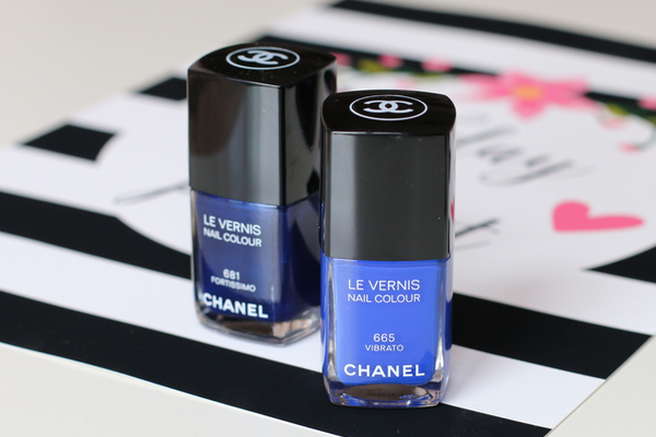 CHANEL COLLECTION BLUE RHYTHM - 30