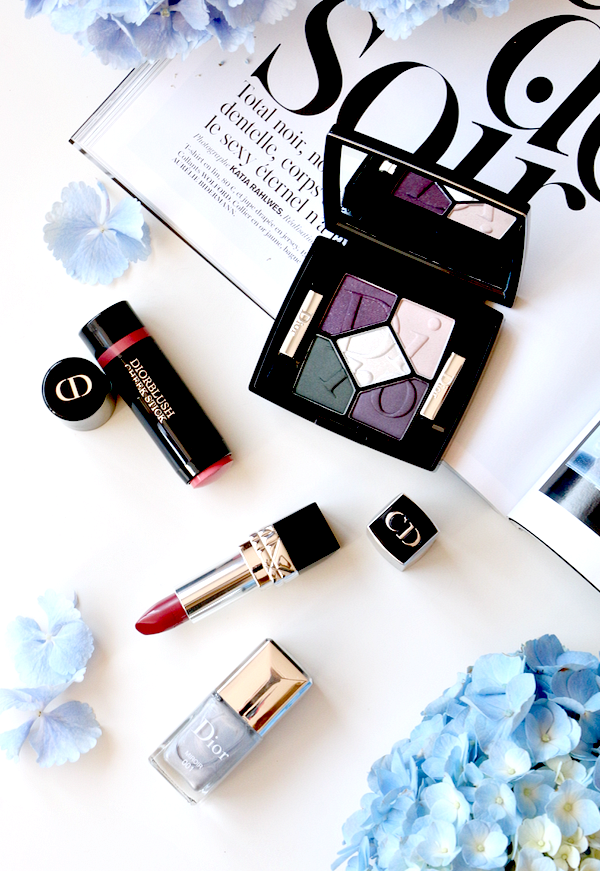 Dior Cosmopolite herfst make-up collectie 2015 - 2