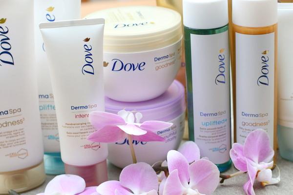 Nieuw | Dove Derma Spa review