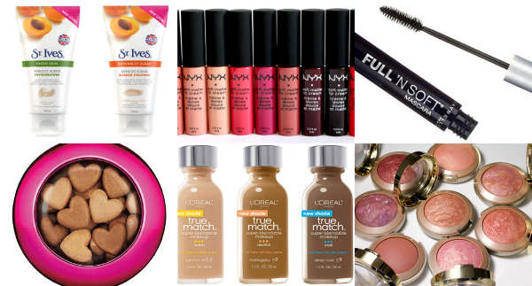 beauty drugstore wishlist