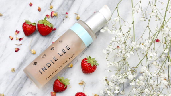 indie lee brightening cleanser review - 1