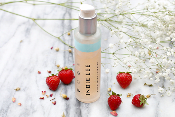 indie lee brightening cleanser review - 3