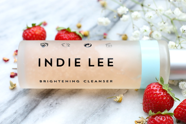 indie lee brightening cleanser review - 4