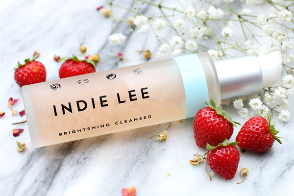 indie lee brightening cleanser review - 5