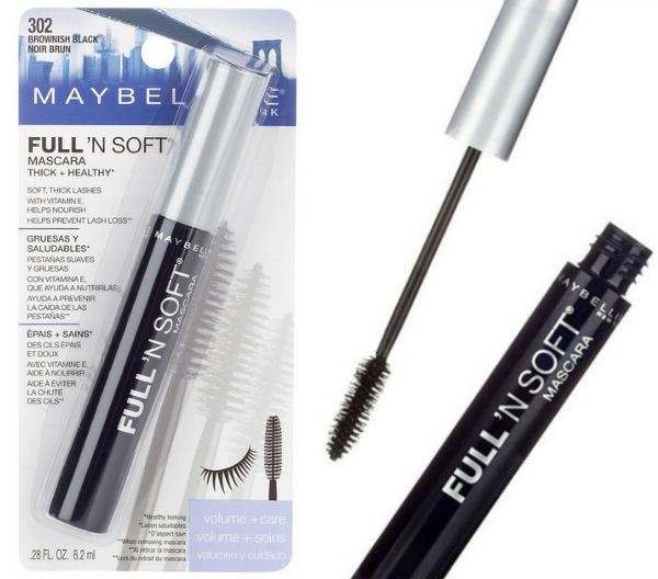 maybelline full soft mascara