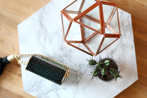 DIY marmeren laptop case - 13