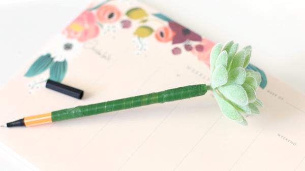 DIY vetplant pennenbakje - 13