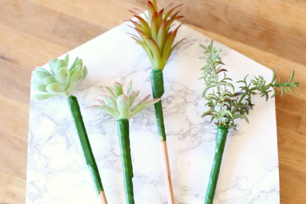 DIY vetplant pennenbakje - 8