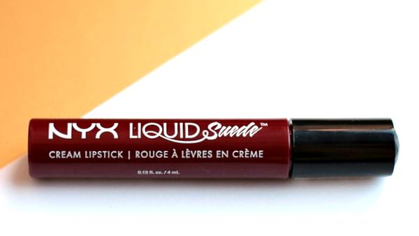 NYX liquid suede review - 6