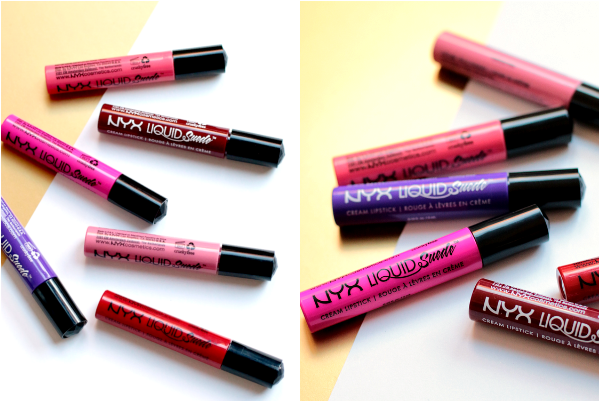 NYX Liquid Suede Cream Lipstick review
