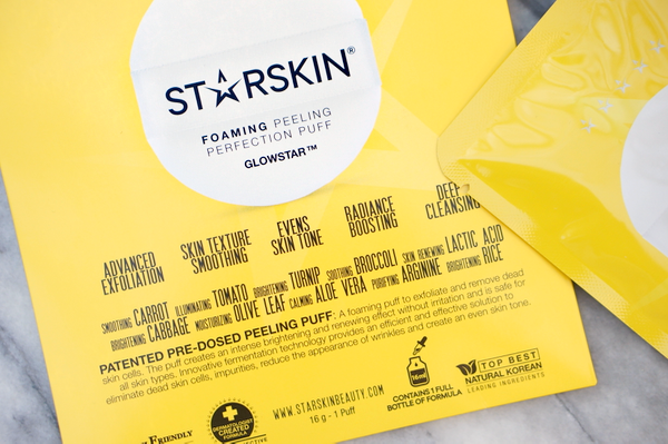 Starskin Glowstar Soft Peeling Perfection Puff - 3