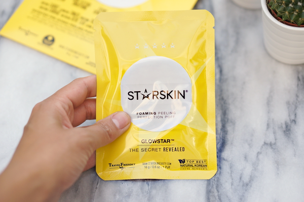 Starskin Glowstar Soft Peeling Perfection Puff - 4