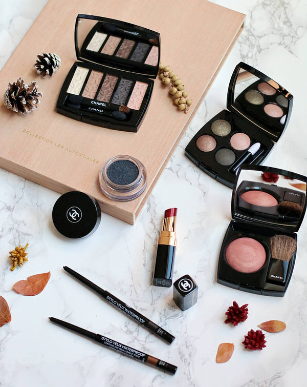 chanel automn make-up 2015 - 1