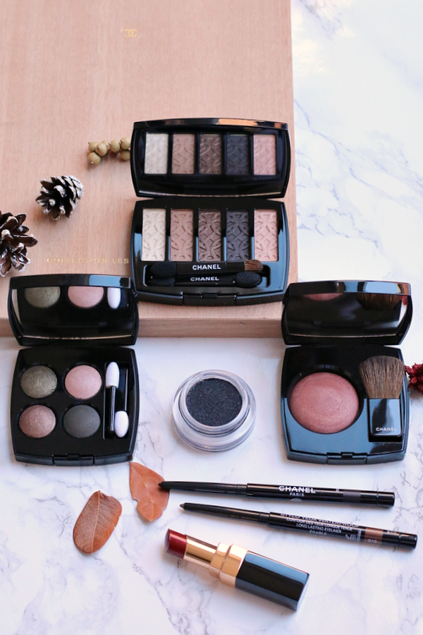 chanel automn make-up 2015 - 2
