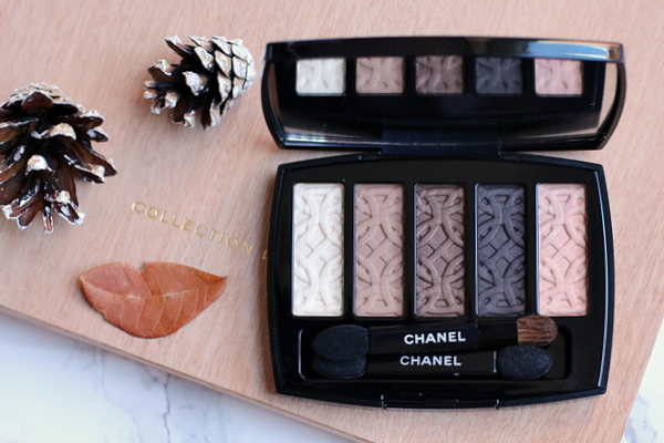 chanel automn make-up 2015 - 3