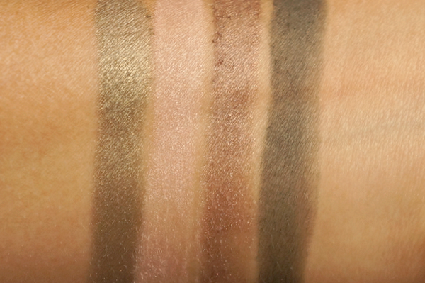 chanel automn make-up 2015 swatches - 4