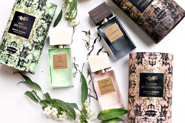 Favoriete Rituals Oriental Essences parfum is wanderlust in een flesje (+ #KU16