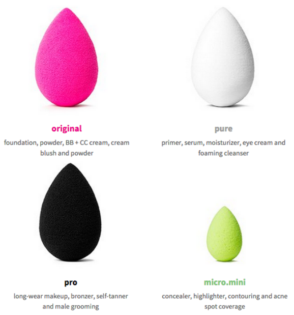 the original beautyblenders