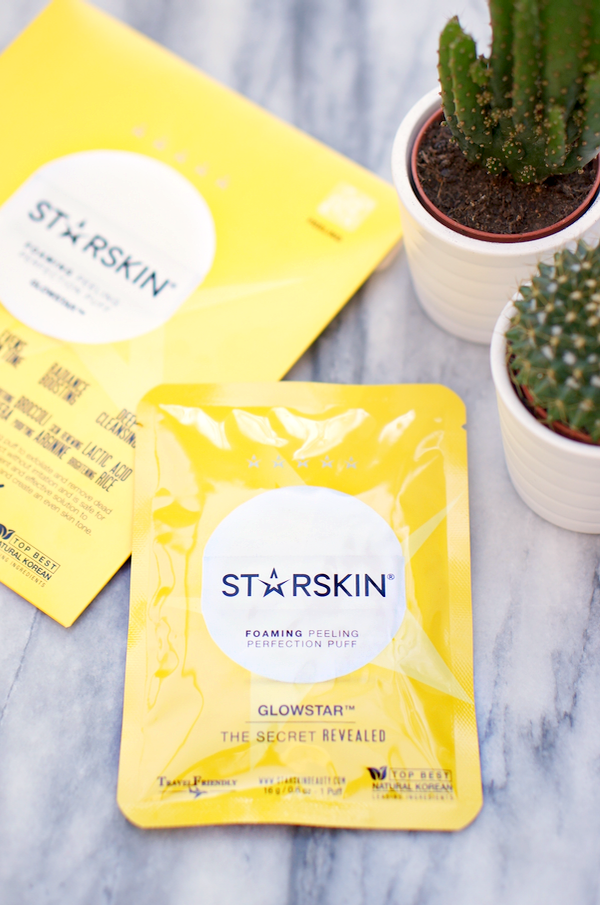 Starskin Glowstar Soft Peeling Perfection Puff - 1