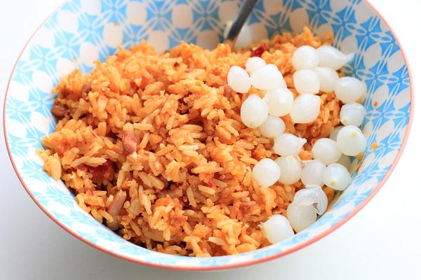 nasi goreng recept - 1