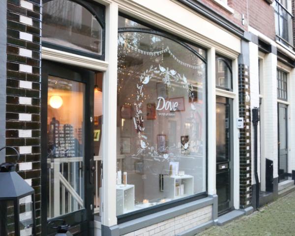 dove pop-up store - 2