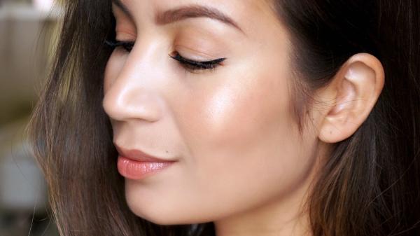 glowy skin
