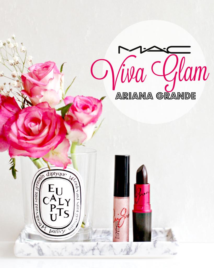 MAC Viva Glam Ariana Grande lipstick lipglass - 2