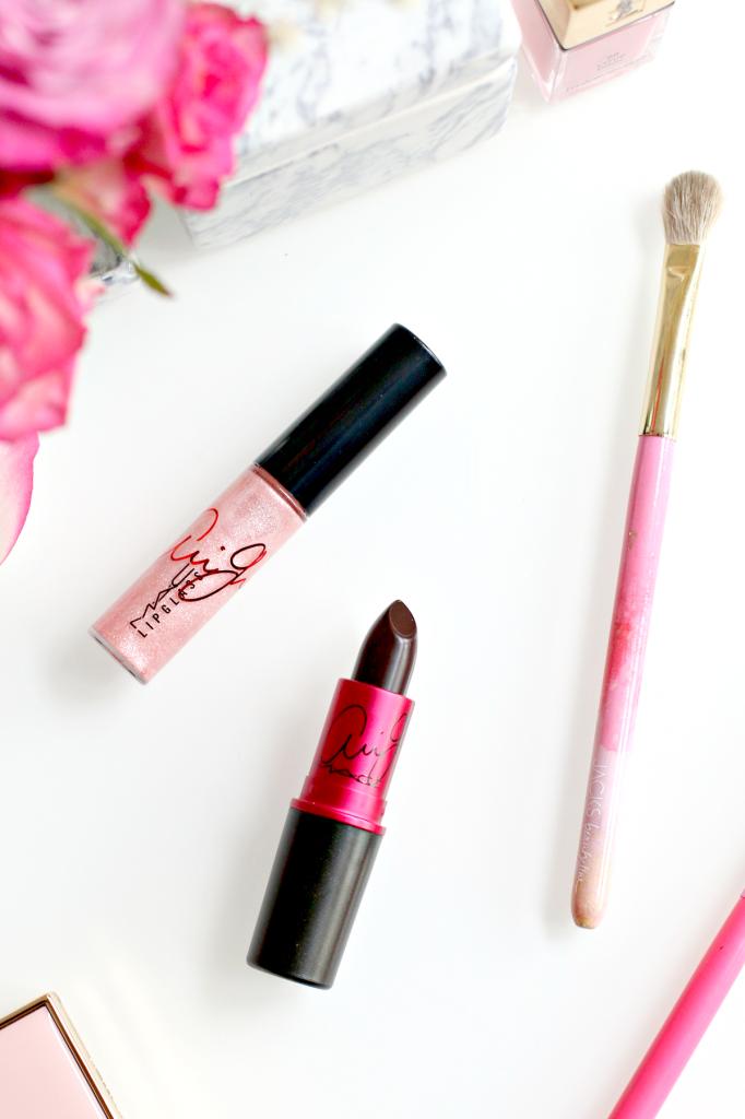 MAC Viva Glam Ariana Grande lipstick lipglass - 7