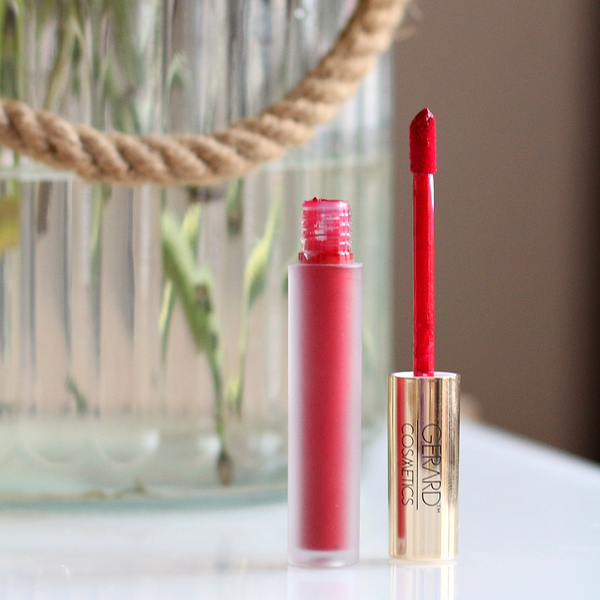 gerard cosmetics hydra matte review - 6