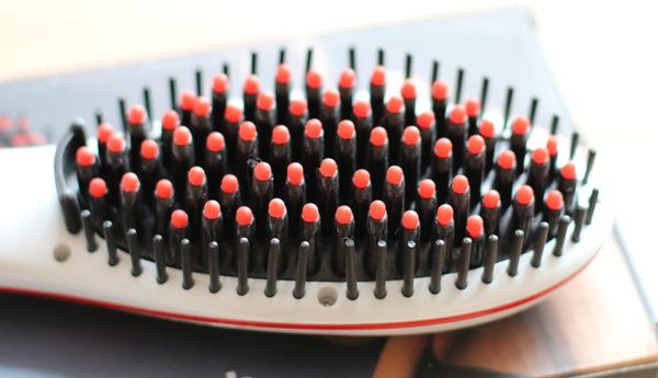 hair brush straightener review - 4