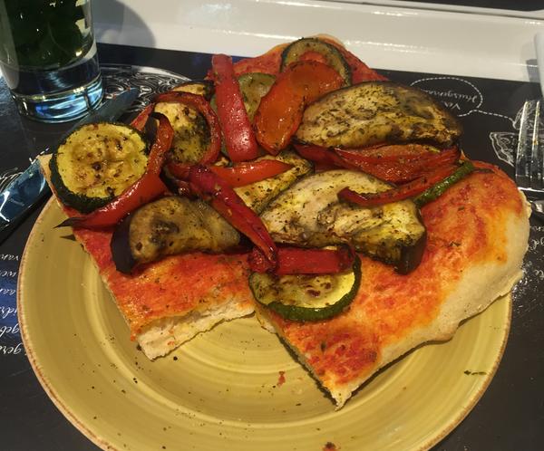 vegan food - 1